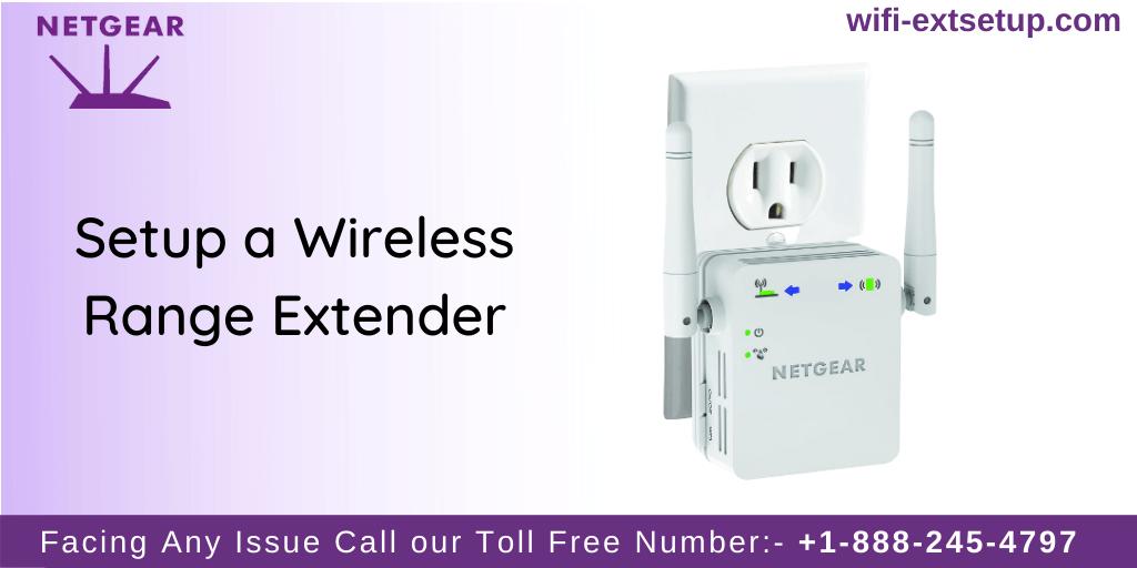 A white color N300 wifi extender for extending wifi range.